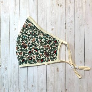 Floral Face Mask (NEW)